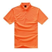 Quick Dri Slim Fitted Breathable Polyester Golf Polo Shirt