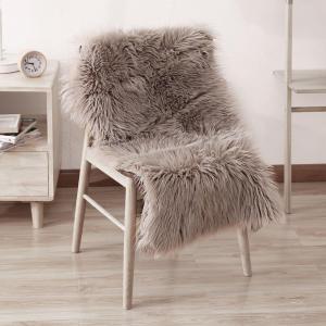 China sheepskin Rug on sale