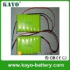 China 8.4V 1600mAh Ni-MH Rechargeable Battery Pack (8.4V 1600mAh for sale