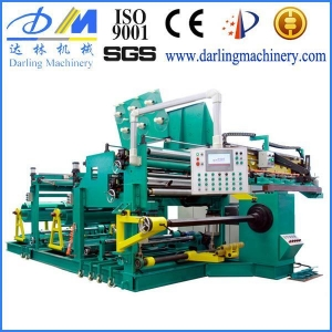 China BRJ Foil Winding Machine on sale