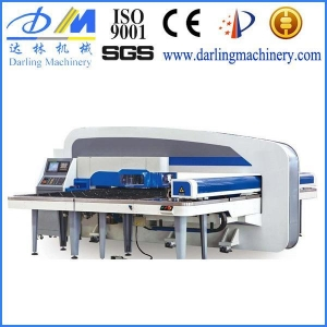 China SKCSF31320 Servo Driving CNC Turret Punch Press on sale