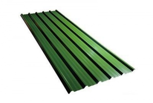 China Prepainted roofing sheet on sale