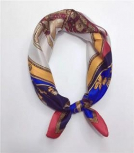 China Original Silk Simple Hair Bands For Ladies on sale