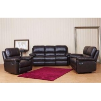 china Home Furniture Use Leather Sectional Recliner Sofa/ Leather Sofa