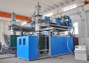 China 1000L Blow moulding machine on sale