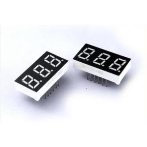 China 0.36inch Triple Digit Display on sale