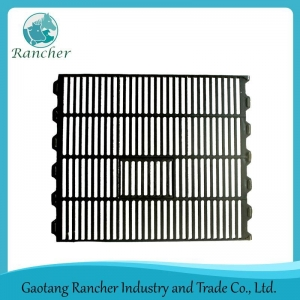 China cast iron slat floor for pig farrowing crate on sale