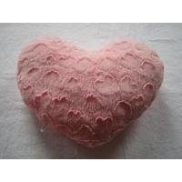 China heart-shaped cushion on sale