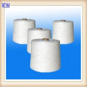 China 100% Organic Combed Cotton Yarn for knitting and weaving on sale