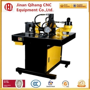China Portable 3 in 1 copper|aluminum busbar punching machine equipment on sale