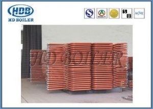 China Steel Hot Water Industrial Boiler APH Air Preheater Tubes High Corrosion Resistance on sale