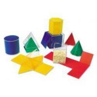 Middle & Upper Grades Folding Geometric Solids
