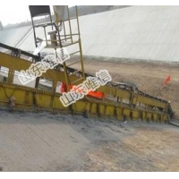 Channel Base Cement Soil Lining Machine