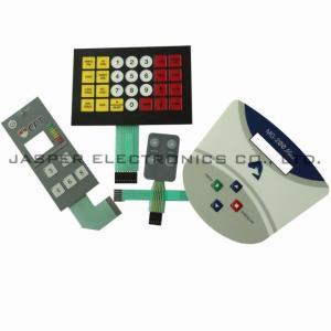 China Custom Best Cheap Membrane Switch Mechanical Switch on sale