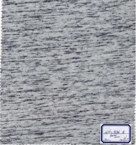 China CVC Space Dyed Melange Effected Polyester Cotton Viscose Yarn Single Dyed Melange Yarn on sale