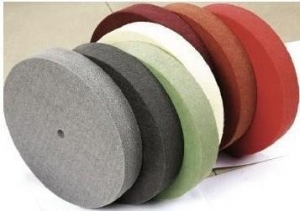 China Nylon abrasive wheel for polishing on sale