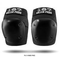 Roller Skates 187 Killer Fly Knee Pads - Black