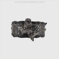 Texas Map Cuff Bracelet #054327