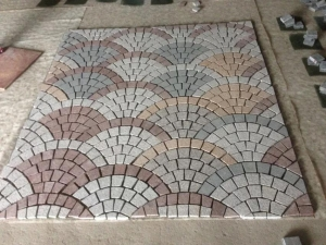 China 18.Mesh pavers on sale