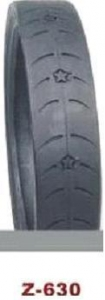 China SCOOTER TIRE Name:85/50-16 tubeless tire-Z630 on sale