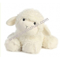 Sheep|jumbuck Plush Toys|soft Toys Cute White Light Yellow Blue Grey with Bow Tie Custom-made