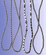 China Hematite Jewelry Beaded Hematite Necklaces on sale