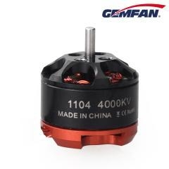 China MOTOR 1104 - 4000KV BRUSHLESS MICRO MOTOR Brushless Motor for Mulit on sale