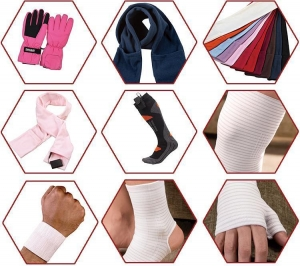 China High Quality Winter Ski Battery Heated Gloves on sale