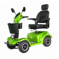 China Motorized 3 Heavy Duty Wheel Two Person Mobility All Terrain Scooters INH612 on sale
