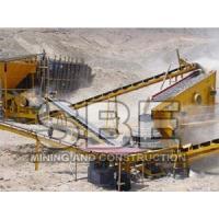 Iron Stone Crushing Plant