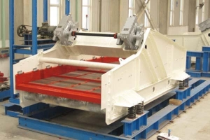 China High Frequency Vibrating Screen on sale