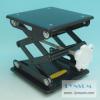China TJ035 Manual Lab Jack, Black Plastic Sprayed, 20 20 28cm for sale