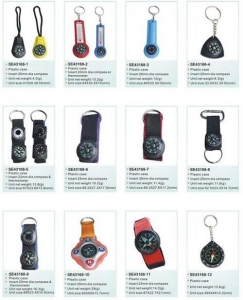 China Kaychain Compass, Geological Compass supplier
