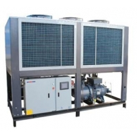 Air cooled chillers Air cooled screw chiller