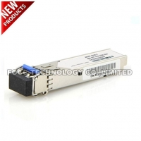 1GE 1000BASE-EZX SMF 1550nm 100km DOM LC SFP Transceiver Module Cisco GLC-EZX-SM-100 Compatible