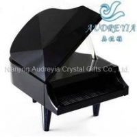 2012 Modern gift-Crystal Music Box (AC-MB-009)