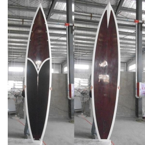 China customized wood racing sup boards surfboards for surfboards 14ft on sale