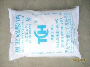 China Sodium Metabisulfite ( Food Grade ) on sale