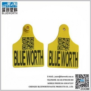 China Chinese high quality engraving barcode raid tag on sale