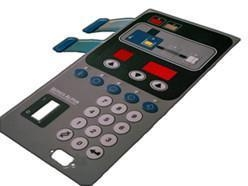 China 2 Tails Membrane Switch Panel on sale