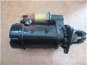 China Dongfeng cummins 6CT engine starter 3415537 on sale