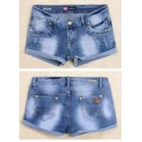 China fashion sexy summer style short ladies jeans top design for ladies jeans wholesale on sale