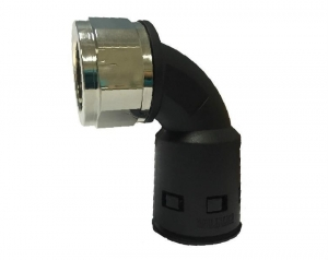 China RL/X 90  Elbow fitting, swivel, with metal internal thread(NPBT) on sale