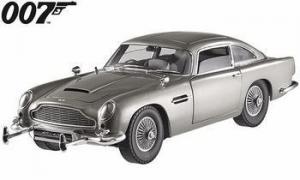 China Aston Martin DB5 1:18 Model, James Bond: Goldfinger - Hot Wheels Elite on sale