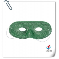 CRAFTS green mask for party