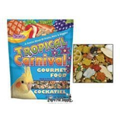 China Birds Tropical Carnival Cockatiel Food 5lbs. on sale
