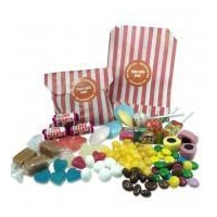Promotional Sweets, Jellies & Lollies Candy Bags With A Choice Of Fillings