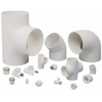 China PVC Schedule 40 Pipe Fittings on sale