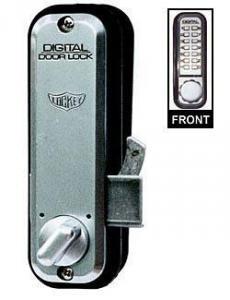 China Sliding Glass Door Digital Door Lock Deadbolt on sale