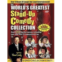 Norm Crosby Comedy Collection DVD
